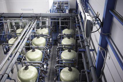Industrielle Abwassertechnik
