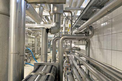 Anlagenbau Rohrleitungsbau