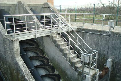 Sachverständige und Gutachten für  Abwassertechnik