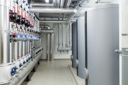 TGA Heizung Lüftungstechnik Klimaanlagen