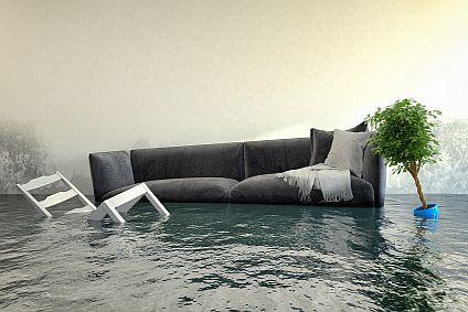 Sachverständige für Wasserschäden