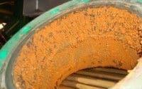Korrosion Gummierung Stahlbehälter