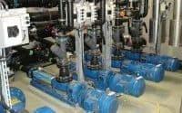 Schaden Pumpstation Vibration