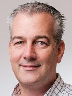 André Rinsche vom Sachverständigenbüro Dr. Hövelmann & Rinsche
