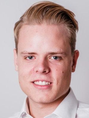 Simon Linder vom Sachverständigenbüro Dr. Hövelmann & Rinsche